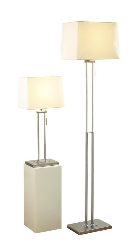 Sitka 2 Piece Table and Floor Lamp set £105.99