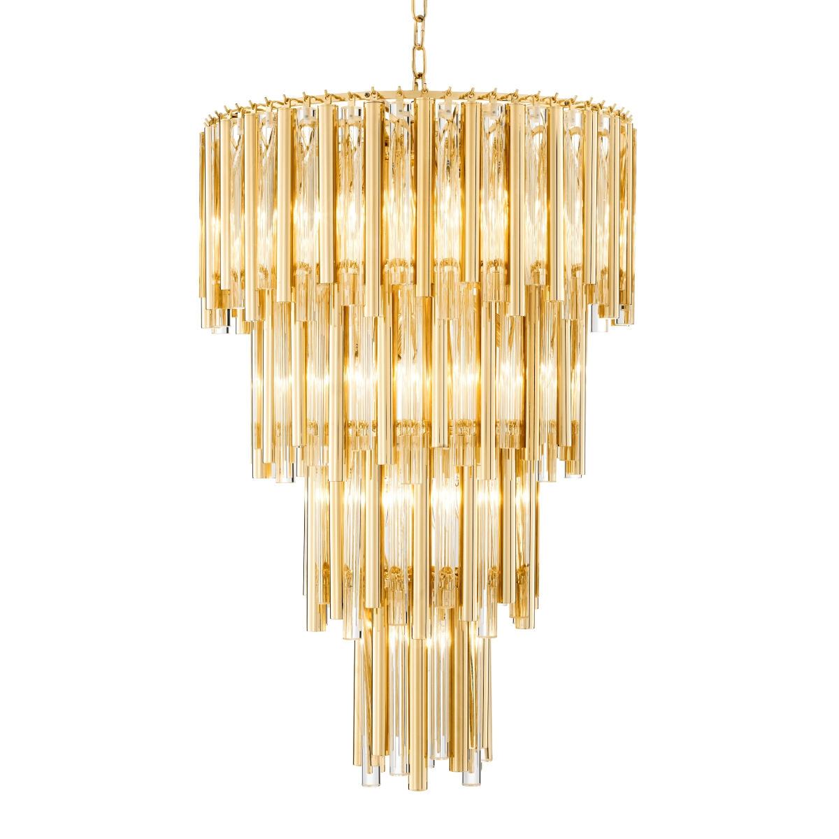 Chandelier from Sweet Pea & Willow, home ideology