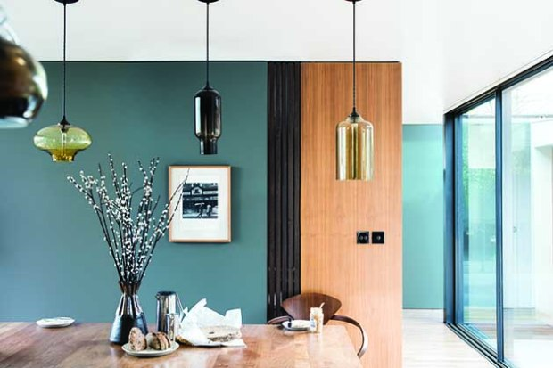 home ideology, farrow and ball, de nimes, paint, interior style blog