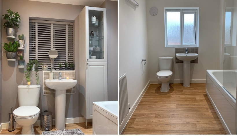 bathroom inso, bathroom make over, bathroom transformation